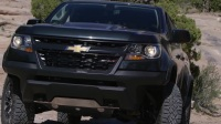 2017 Chevrolet Colorado ZR2 Off-Road.MP4