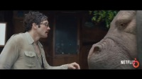 Okja电影高清预告,真人版的千与千寻