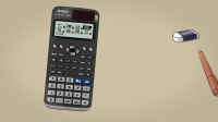 卡西欧fx-991CN X :我有一套物理竞赛试题要和你谈谈,约?