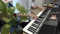 电子琴演奏 九儿