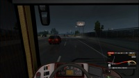美国卡车模拟 沃尔沃大巴试驾
