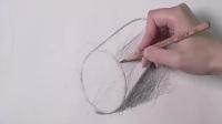 结构素描教程-素描石膏像教程-漫画素描教程