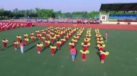 阳光上马 青春飞扬 2017年上马街道中小学生市民田径运动会开幕式各中小学幼儿园体育艺术项目展演精彩瞬间