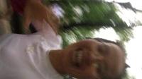 170515晁安雅张家界跑步 赤脚大仙秦老师跑步二十年,以前二十公里每天现在十公里2