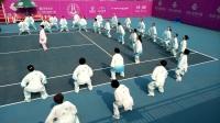 天成—金域华里杯国际网球金安公开赛开幕式—太极气功文艺汇演