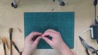 磁力毛笔的制作