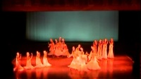 女子新疆舞-天山的祝福