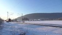 德国冬日列车视频集锦2