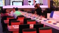 鸿匠科技-磁力回转台寿司餐厅
