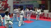 步步高 跆拳道 师范 示范