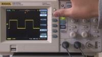 数字式示波器的使用 (DS1072U)