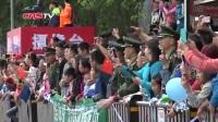 长春国际马拉松成长跑爱好者狂欢日:老人也要挑战自我