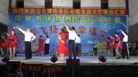 2017.5.20茂名舞协茂名文化广场主舞场舞蹈队《北京平四》