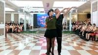 北京原创水兵舞,国际高级裁判冬冬老师回家了,上海滩水兵舞人_标清