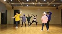 YHBOYS《阳光小鬼头》练习室舞蹈视频