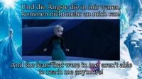Let It Go (3 languages)