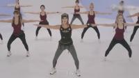 好身材好时运 瘦腰减肚子郑多燕减肥操全集 瑜伽瘦身操短篇第64集:弓步伸展练习