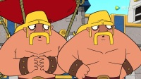 皇室战争小动画