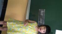 金阶梯学前班之英语小老师-李许佳
