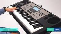CASIO CTK-7300 电子琴官方详细操作演示视频说明书(第2部分)