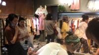 9朵女装 杭州四季青批发市场神一样的店 每天抢货跟菜市场一样 销售模式让人耳目一新