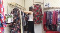 新款秋装棉麻系列折扣批发  休闲时尚女装批发  18578653206