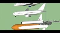 历史上著名的飞机大小比较