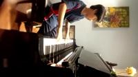 钢的琴,夏的夜。
