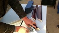 切角机价格2 石嘴山市十字绣切角机怎么用 裱框锯角机厂家直销
