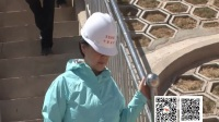 唐山星斗矩形渠道滑模机-铁道公司参观京张客专中国港湾路基和排水沟滑模观摩会