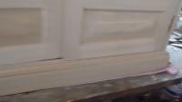 木工演示柜子门按装视频