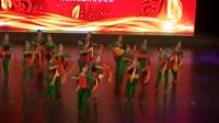一带一路时代传承文艺演出东城国际舞蹈队表演(腰鼓爱我中华)