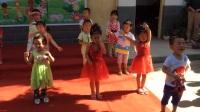 袁营村春光幼儿园小班舞蹈上学歌