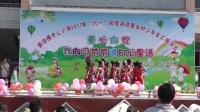 劳动小学2017   2.1班舞蹈视频   苗歌