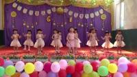2017六一横店春燕幼儿园小班舞蹈(快乐的一只小青蛙)