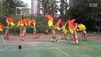 火焰扇舞蹈视频