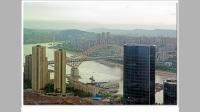 江北区老干局组织老干部参观重庆江北嘴中央商务区
