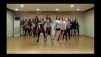 4MINUTE-今天做什么,韩国舞蹈教学视频女生