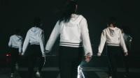 长沙爵士舞教练班学员成果单色舞蹈