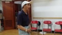 2017.5.28日北京82岁票友王玉栋机电工程师吊嗓演唱《洪洋洞》二黄三眼。