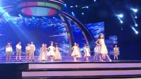 泉州星都公司小模特参加福建少儿频道六一晚会节目《木偶的苏醒》