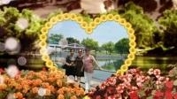 深圳公明街心公园开心一聚祝全国的同胞们节日快乐!