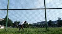 棒球投球,孤单的投手。~~~