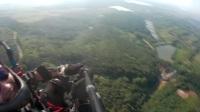 初次飞行体验