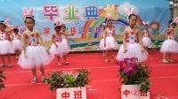 坂面阳光幼儿园2017年毕业典礼--毕业会-兔子舞-完整版
