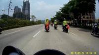 摩托车骑行视频
