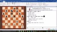 国际象棋亚洲个人赛对局讲解 卡西姆扎诺夫vs朱忆 1-0