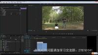 PR基础教程Premiere实用技巧火影忍者分身特效教学