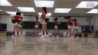 营口高中啦啦队练习室版