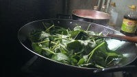 空心菜叶子可以吃吗 江西小炒空心菜叶子怎么做好吃